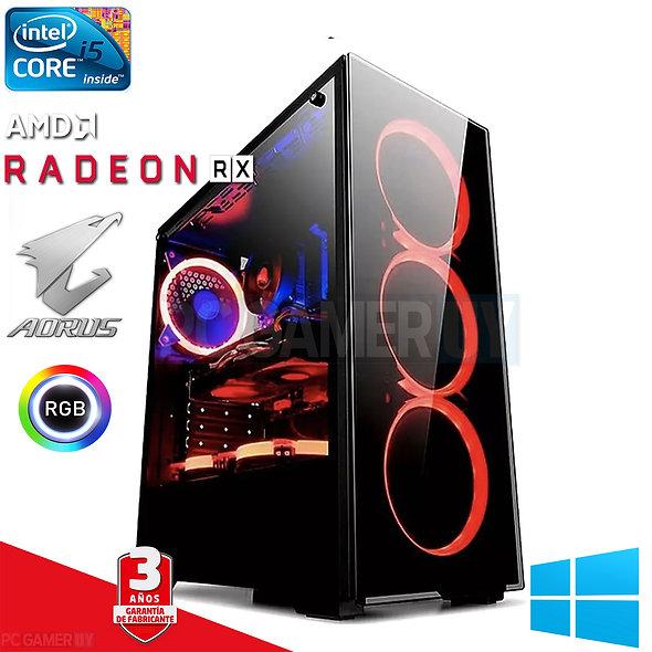 PCGAMER I5 9na Gen Radeon RX rgb