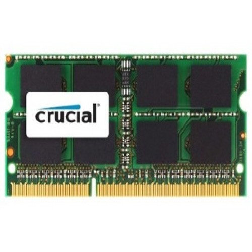 Sodimm Crucial Ddr3 4gb 1600 Box 1.35V