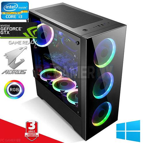 PCGAMER i3 9NA Gen GTX 1660 ssd+1tb...