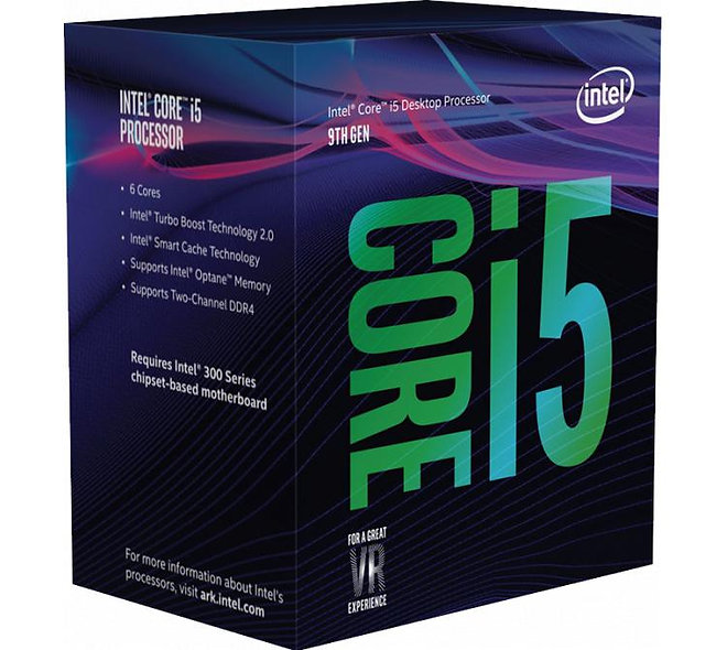 Intel Core I5 9400