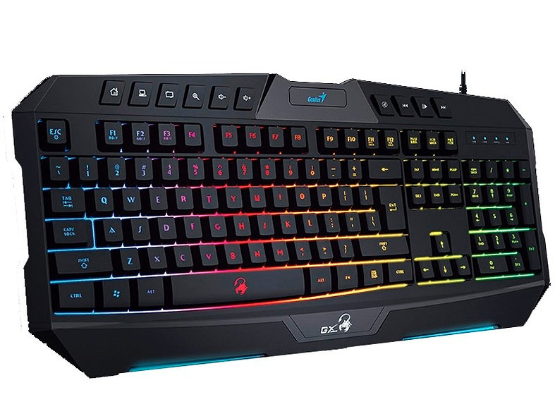 Teclado Gamer Genius Scorpion K20 USB