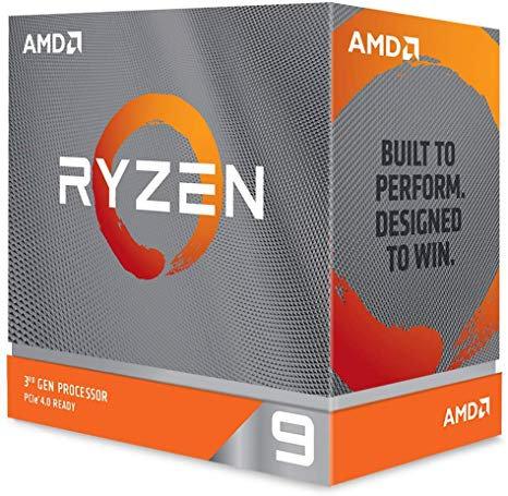 Ryzen 9 3950x Am4 Box S/fan