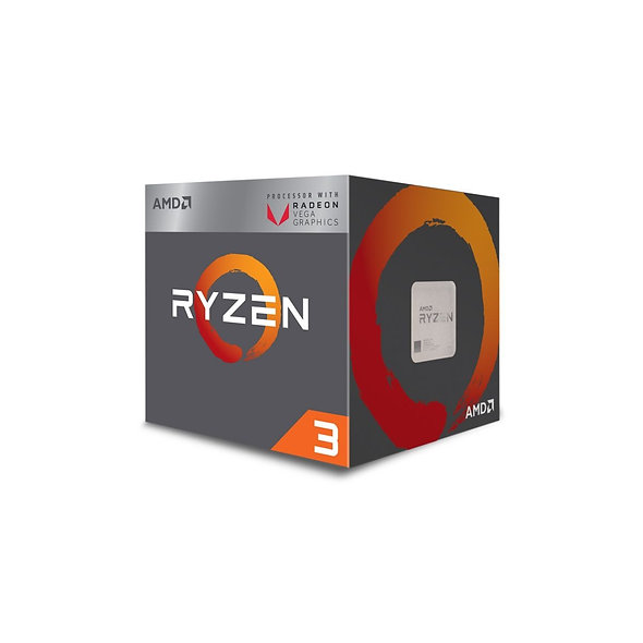 Cpu Amd Ryzen 3 2200 Am4 Box