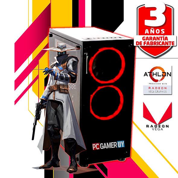 PC AMD 16 GB RADEON SSD