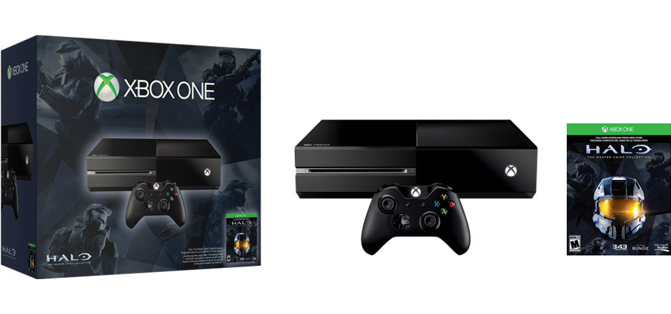 Consola XBOX ONE 500GB HALO: The Master Chief Collection