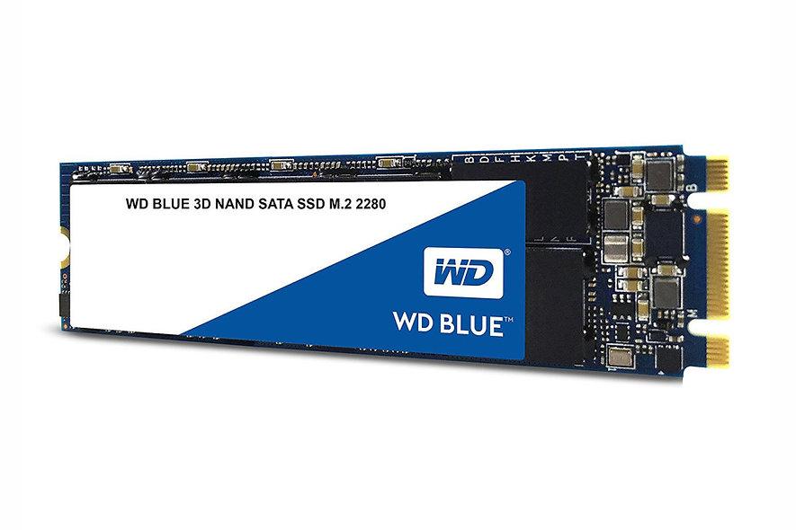 WD Blue 3D NAND SATA SSD WDS500