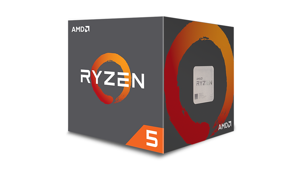 Cpu Amd Ryzen 5 2400 Am4