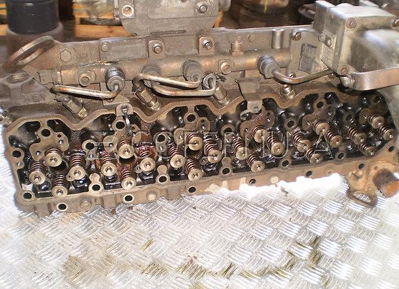 Cabeçote Motor Cummins Série C Eletrônico