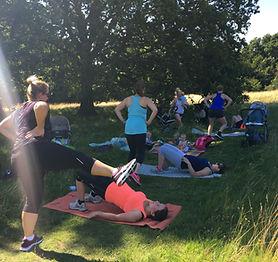 Prenatal & postnatal Mummy Fitness classes in Malvern with FloFitness