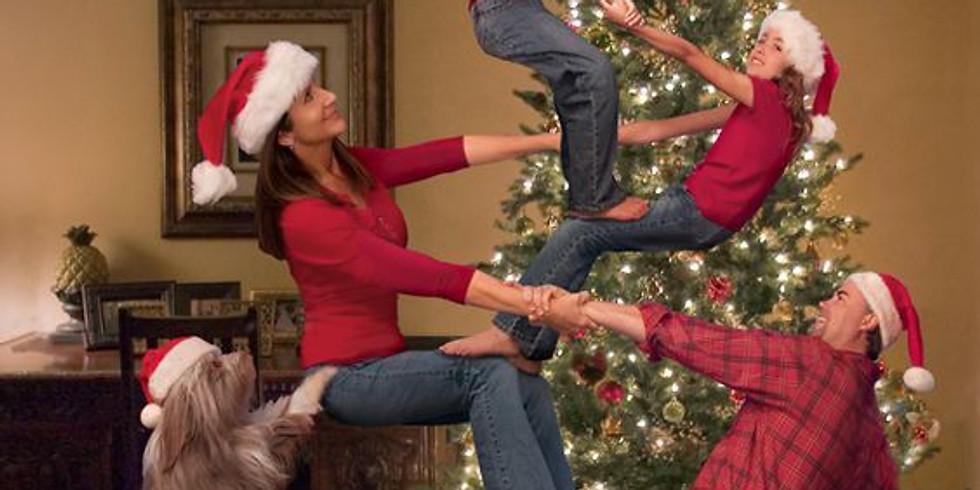 Family Yoga Christmas Special