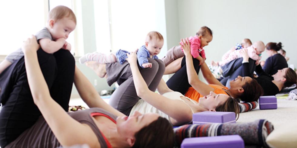 Free Taster - Mum & Baby Pilates
