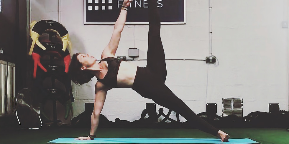 Power Yoga 90 minutes