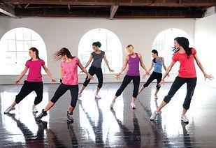 Dance classes in Malvern with FloFitness