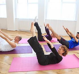 Pilates classes in Malvern with FloFitness