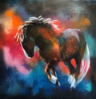 Fiery Horse II
