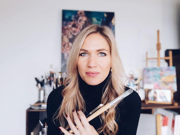 Bio picture Nicolette van den Hadelkamp.