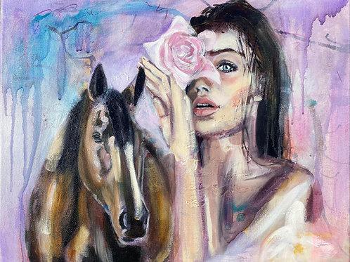 Flower by Sanne Bunte