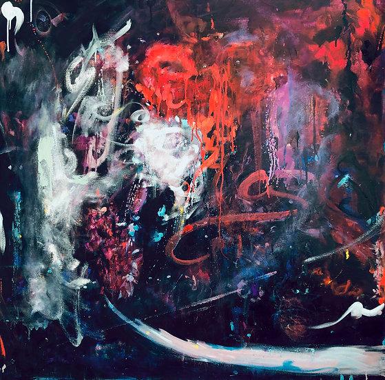 Eden Abstract