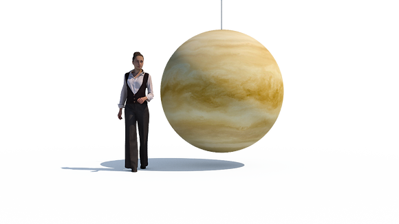 Inflatable Planet - Venus