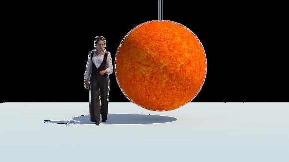 Inflatable Solar System - Sun