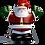 Thumbnail: Inflatable Santa Claus