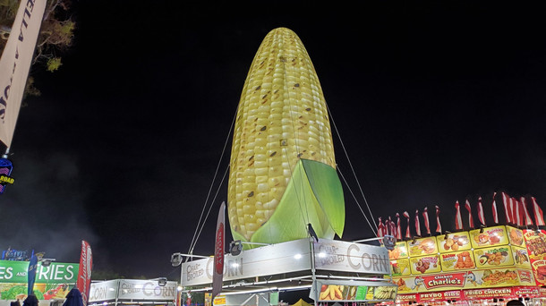 20' Roasted Corn