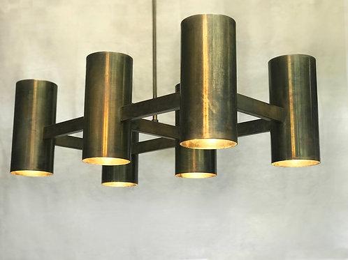 Designer Robert Long 12 light