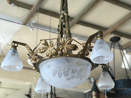 Frech Deco Original chandelier