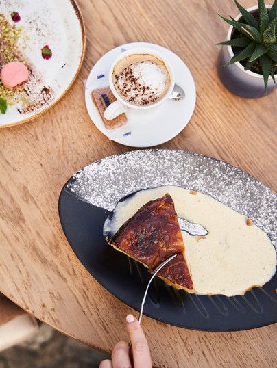 Restaurant Iséo La Rochelle, la fameuse tartin
