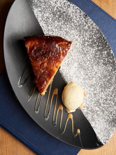Restaurant Iséo La Rochelle, la fameuse tarte tatin