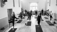 Fabulous Pilates group at Arnside EI