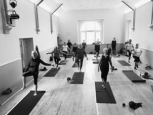 Arnside EI Pilates Warm-up