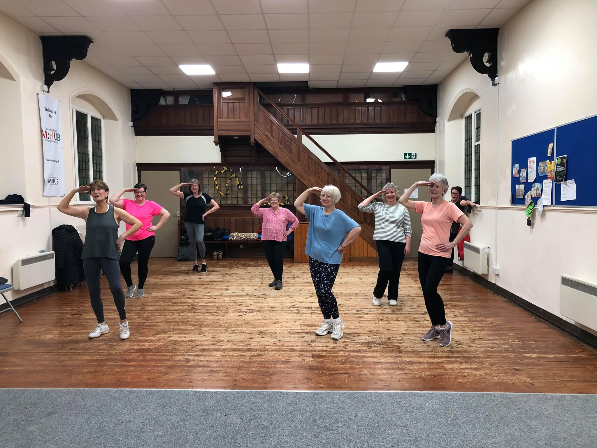 M:HUB Dance Fitness