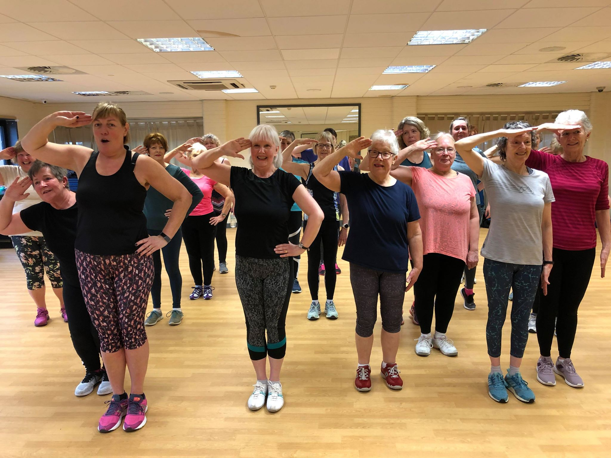 Kendal LC Dance Fitness