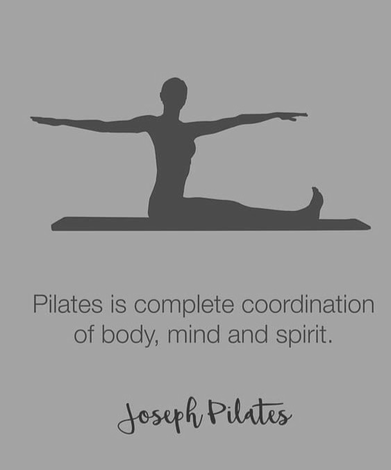 Coordination of body, mind and spirit