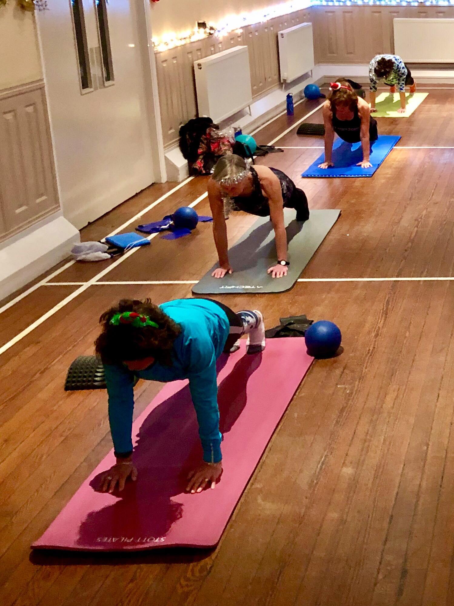 Heversham Athenaeum Pilates