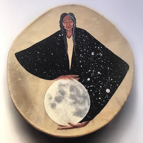 Grandmother moon- Nicole Neidhardt print