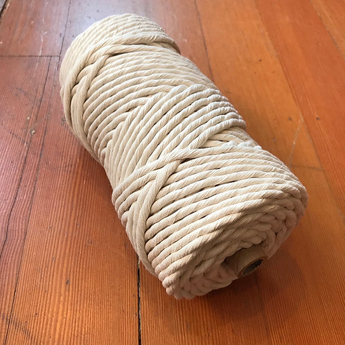 Macrame cord -  single ply - 5 lb