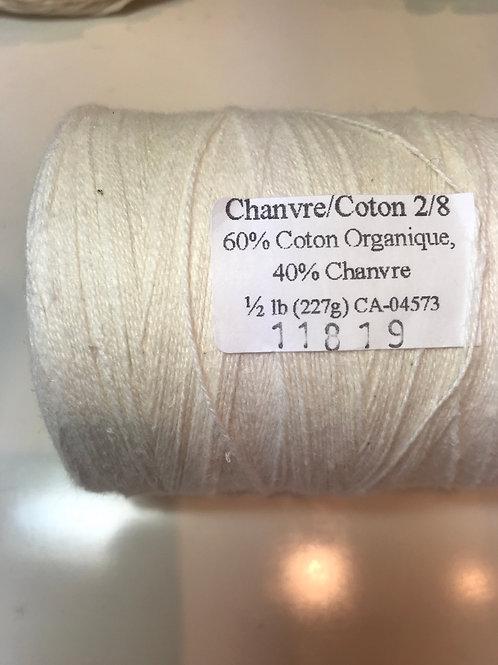 Organic cotton /Hemp- natural