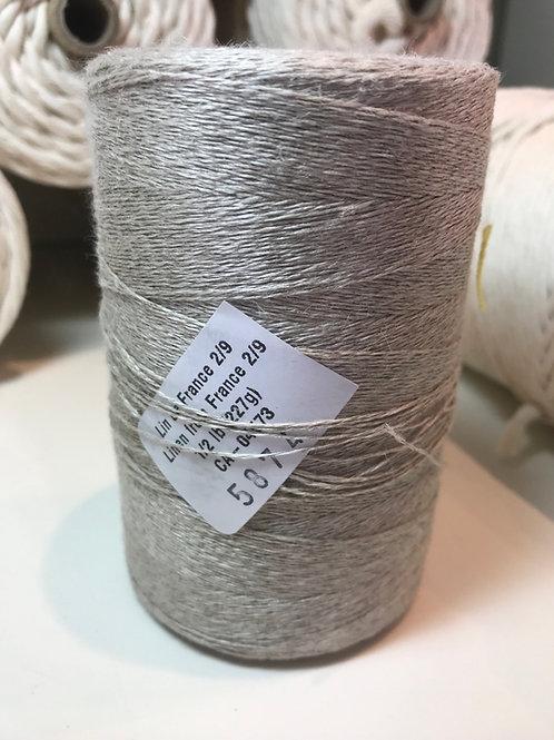 9/2 Linen- natural