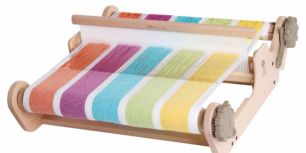 Rigid Heddle Weaving - With rental
