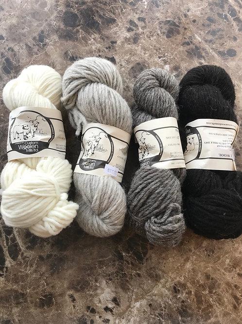 Custom Woolen Mills 'Prairy Spun'