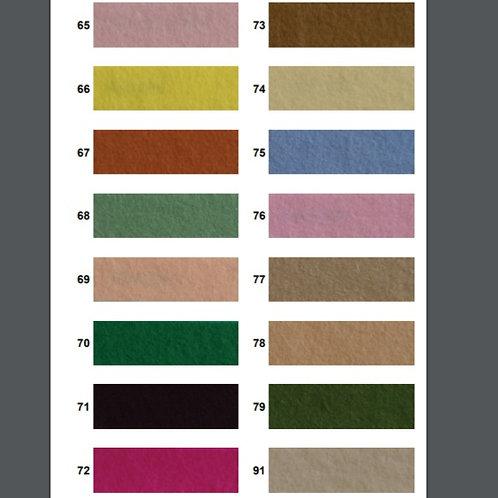 100% Wool Felt - 65-91