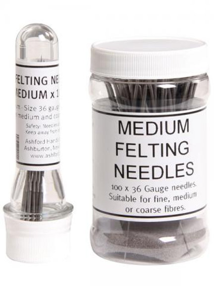 Felting Needle -36 Gauge 'Medium' (1 needle)