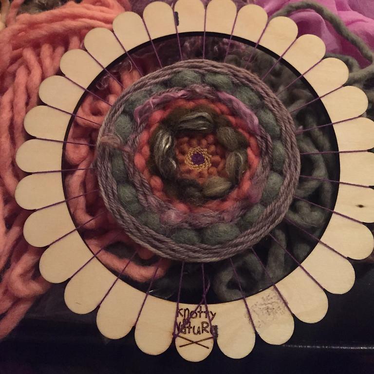 Circular Weaving Class  (Saturday, July 3, $65)