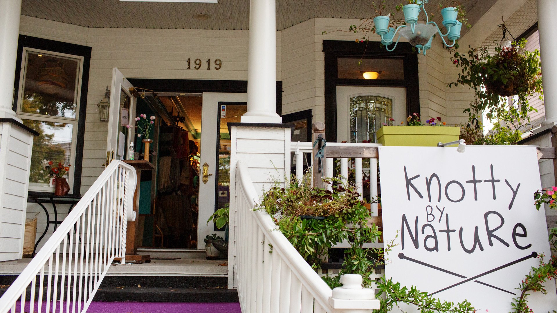Knotty by Nature Fernwood
