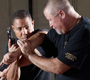 Hybrid Martial Arts - Military - Law Enforcement