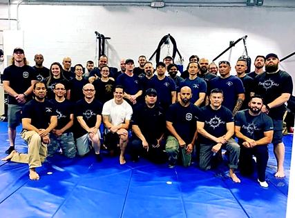 Atienza Kali - Hybrid Martial Arts