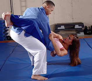 Hybrid Martial Arts - Brazilian Jiu-Jitsu (BJJ)