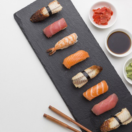 Japanese soy sauce is a delicious blend of traditional brewed. Use it to enhance the flavour of raw fish or other menus as a fundamental of Japanese dishes.